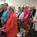 Easter - congregation
